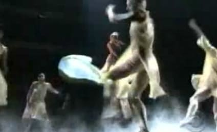 "Hatched! Lady GaGa Performs ""Born This Way"" at the Grammy Awards"