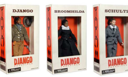 Django Unchained Figures: Pulled from Shelves in Response to Controversy