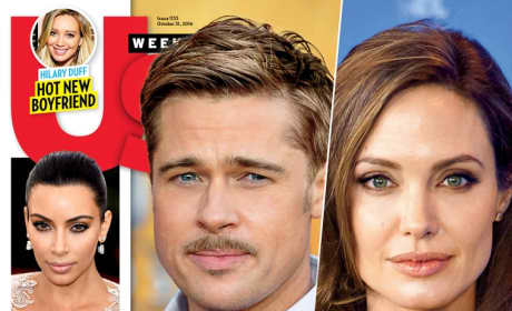 Brad and Angelina Us Weekly Cover