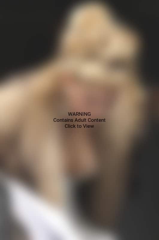 Jennifer Lawrence Nip Slip Averted!