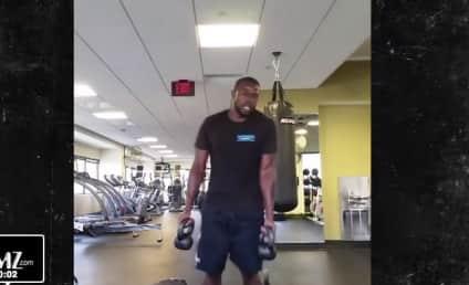 Diddy Arrest Inspires New Workout: WATCH!