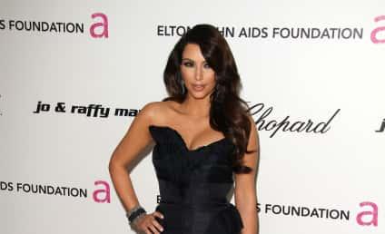 Academy Awards (Party) Fashion Face-Off: Kim Kardashian vs. Tori Spelling