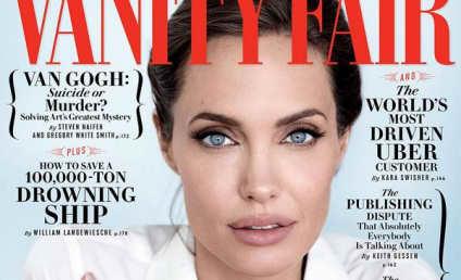 Angelina Jolie Talks Marriage to Brad Pitt: The Kids Make the Rules!