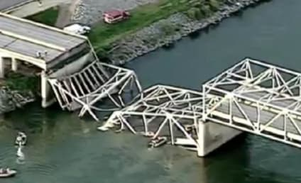 Bridge Collapse on I-5 in Washington Sends Cars, Drivers Plunging Into River