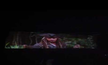 Pirates of the Caribbean: On Stranger Tides Teaser