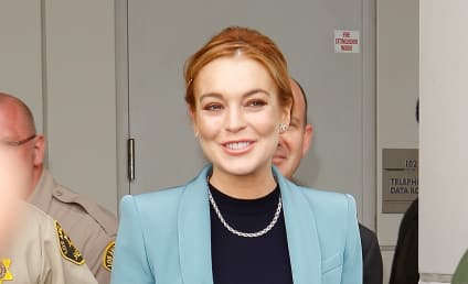 Lindsay Lohan on Dating: Too Risky!