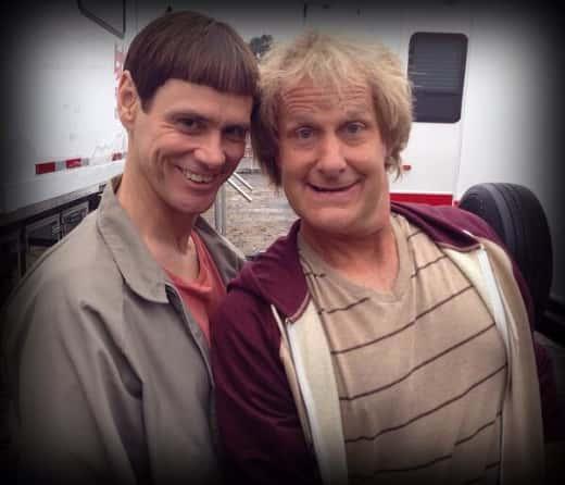 Jim Carrey and Jeff Daniels