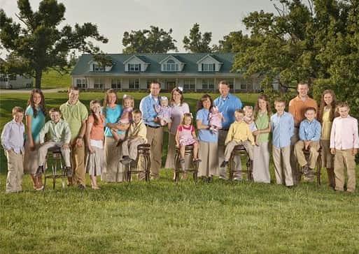 Duggar Family Pic
