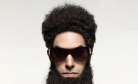 What do you think of Sacha Baron Cohen starring as The Dictator?
