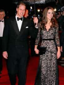 Kate Middleton in Alice Temperley