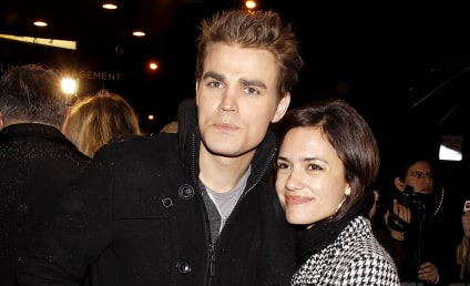 Paul Wesley and Torrey DeVitto: Married!