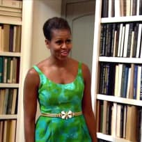 Michelle Obama Fashion Sense