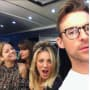 Kaley Cuoco Brad Goreski Party Instagram