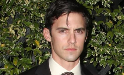 Milo Ventimiglia Finds Self in Sexy, Awkward Situation