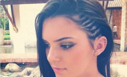 Kendall Jenner Cornrows Pic Tweeted by Marie Claire, At Center of Race Debate