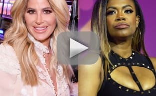 Kim Zolciak: Kandi Burruss Wants to Lick My Box!