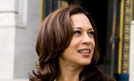 President Obama calling Kamala Harris good looking is ...