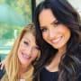 Dianna De La Garza and Demi