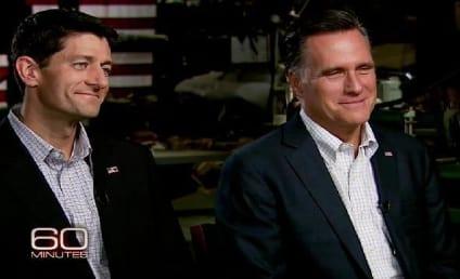 Paul Ryan, Mitt Romney Grilled on 60 Minutes