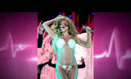 Lady Gaga Candy Cover (NSFW)