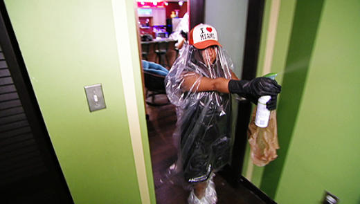 Smush Room Cleaner