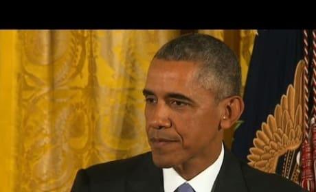 Obama on Bill Cosby