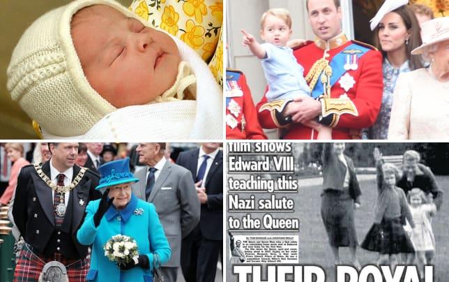 Hrh the princess of cambridge