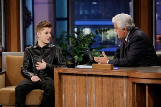 Justin Bieber Haircut: New!