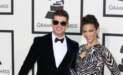 Robin Thicke Denied Supervision Rights as Custody Battle Heats Up