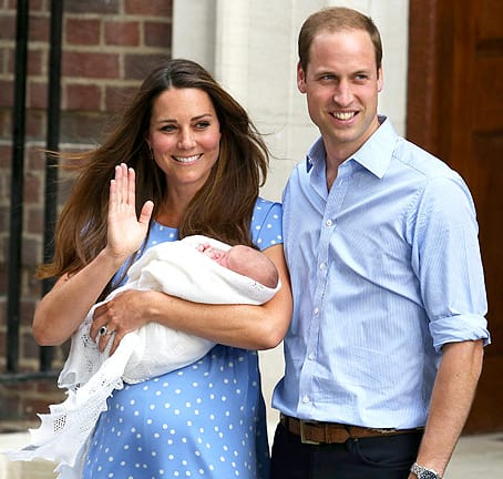 Royal Baby Picture