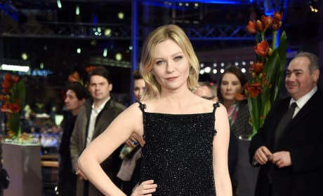 Kirsten Dunst: 'Midnight Special' premiere during the 66th Berlinale International Film Festival