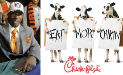 Cassanova McKinzy, College Football Recruit, Spurns Clemson For Auburn Over Lack of Chick-fil-A