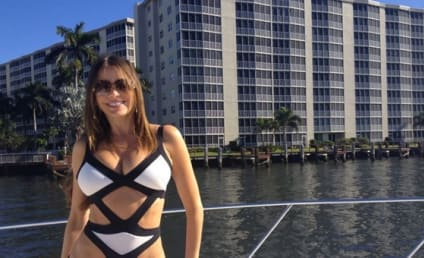 Sofia Vergara Bikini Pic: Happy Holyday!