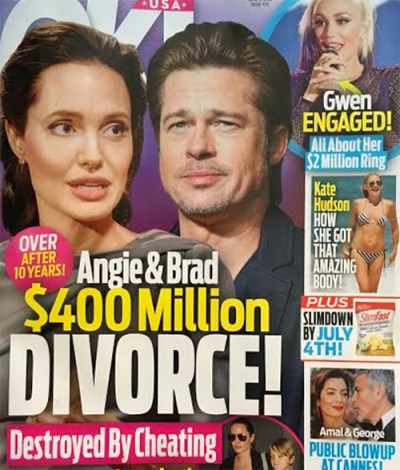Brad Pitt & Angelina Jolie: Divorce on the Way?!