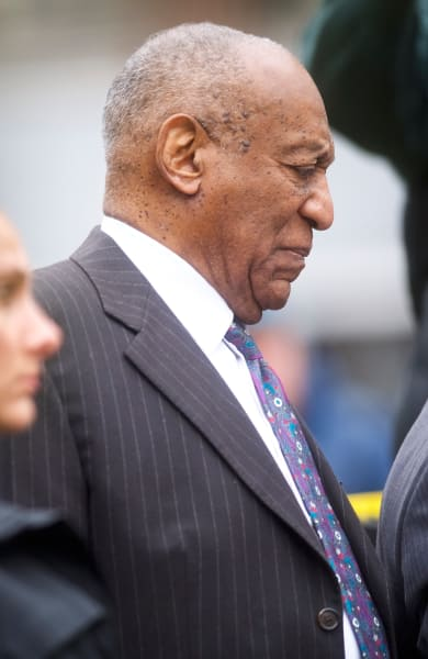Bill Cosby Loses Temper, Lashes Out With Obscenities in Court - The
