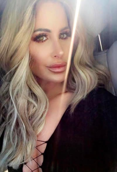 It's Kim Zolciak!