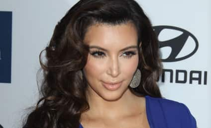 Kim Kardashian and Reggie Bush: Spotted in Beverly Hills!