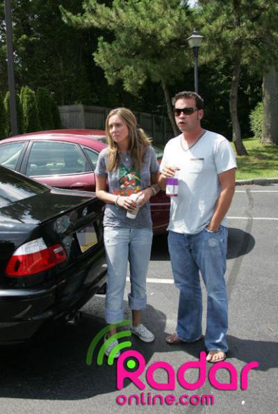 Jon and Hailey Glassman