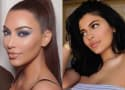 Kim Kardashian & Kylie Jenner: Fighting Over a Baby Name?!