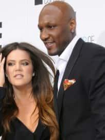 Khloe and Lamar