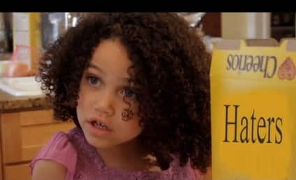 """Cheerios Ad Parody Tells Haters to """"Eat It"""""""