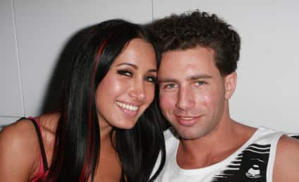 The Unit From Jersey Shore: What a Douche!