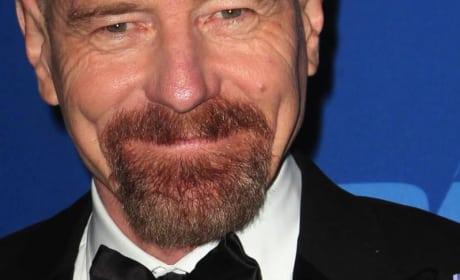 Bryan Cranston as Lex Luthor?