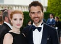 Jessica Chastain and Gian Luca Passi de Preposulo: Married!
