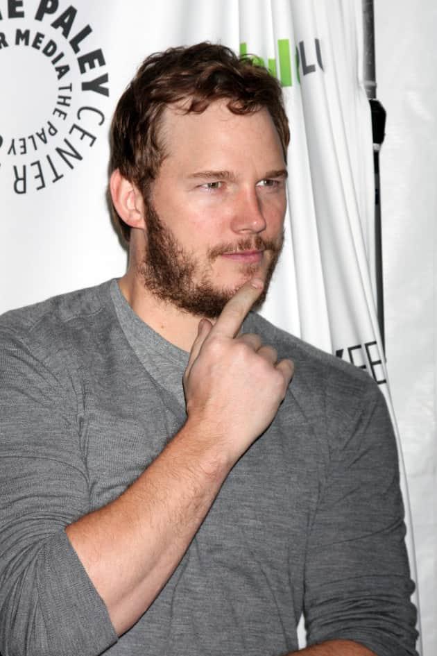 Chris Pratt Pic