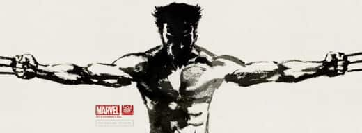 The Wolverine Japanese Style Banner