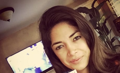 Nicole Johnson: Morning Selfie