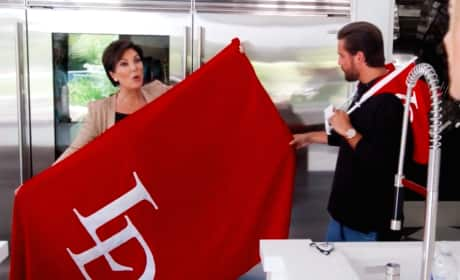 Lord Disick Flag