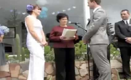 Wedding Vow Fail: Bride Finds Groom Hard ...