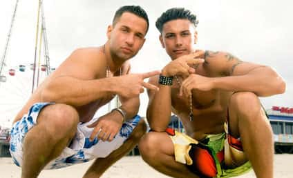 "Jersey Shore Recap: ""Fade To Black"""
